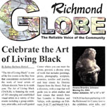 richmond globe : celebrate the art of living black